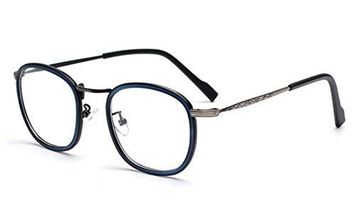 Smx Gafas Neutras para/Eliminan la Fatiga y la Irritación Visual/Gafas Anti LUZ Azul y UV para Pantalla/Filtro luz Azul de Descanso para pcAnteojos ...