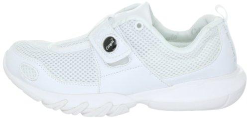 Adulto Glagla White Sneaker 001 Unisex Bianco qBwEBfWgOx