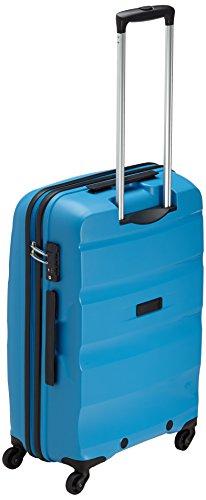 316CyO5IWOL - American Tourister Bon Air Spinner M Maletas y trolleys, 66 cm, 53 L, Azul (Azul)