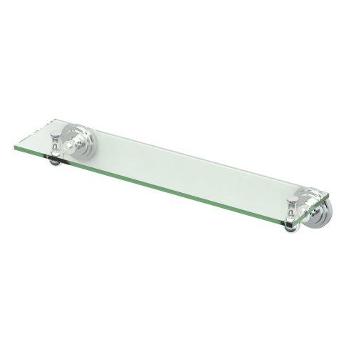 Gatco 5235 Marina Glass Chrome