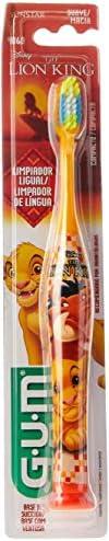 Escova dental Infantil Rei Leão, GUM