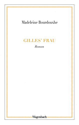 Gilles' Frau (WAT 779) (German Edition)