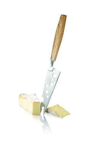 Boska Holland Cheese Knife w. Oak Wood Handle, Cheesy | Life Collection - Oak Cheese