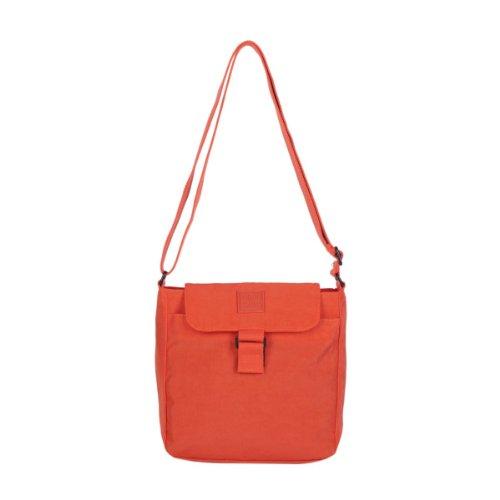 Borse Tall Donna Shoulder A Zip Orange Flap Artsac Fastening Bag Top Spalla 0dRwqxpZ
