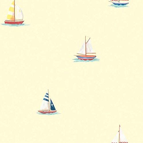 nautical-sailing-yellow-sailboat-accent-decor-wallpaper-roll