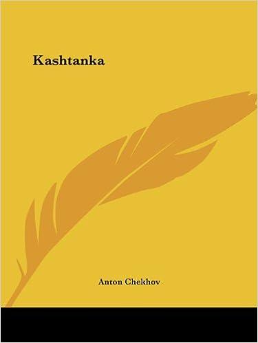 Book Kashtanka by Anton Pavlovich Chekhov (2005-12-08)