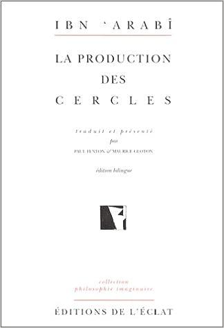 En ligne La Production des cercles epub pdf