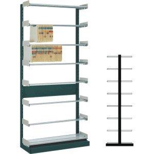 Leitz Archivregal Orgaclass für Pendelregistratur Doppelregal Grundregal 103cm