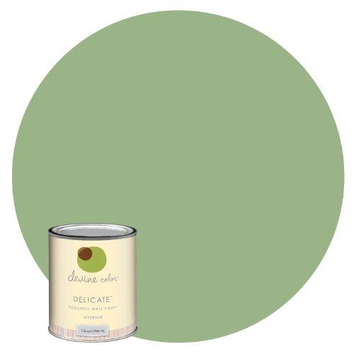 Devine Olmo, Vida De Lago Collection, Devine Color Interior Paint, Delicate Eggshell, 1-Quart