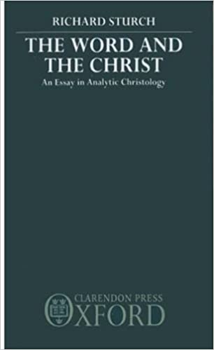 The Word and the Christ: An Essay in Analytic Christology