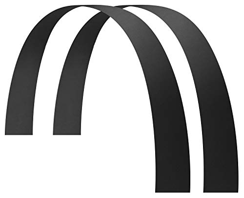 Husky Liners 17051 Long John Flares 6IN Wide Fits