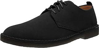 Clarks - Mens Desert London Low Boot, Size: 14 D(M) US, Color: Black Sde (B010185P3C) | Amazon price tracker / tracking, Amazon price history charts, Amazon price watches, Amazon price drop alerts