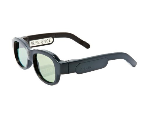 Xpand X104SX2 YOUniversal 3D Glasses, Small (Black/Blue)