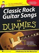 Classic Rock Guitar Songs for Dummies (Rock Songs For Dummies)