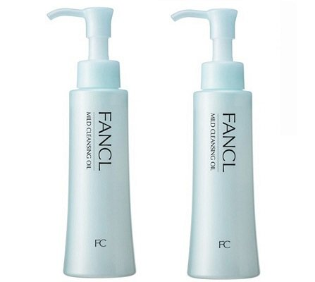 Fancl Mild Cleansing Oil 120ml(Set of 2) by Fancl
