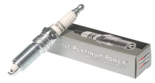 Champion Spark Plug 7975-4PK Double Platinum Power Replacement Spark Plug, 4 Pack