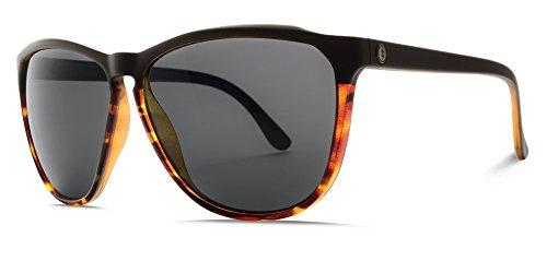 Electric Visual Encelia Darkside Tortoise/OHM Polarized Grey - Sunglasses Electric Goggles