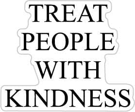 Treat People with Kindness Vinyl Decal Phone Laptop Harry Styles DECAL ONLY
