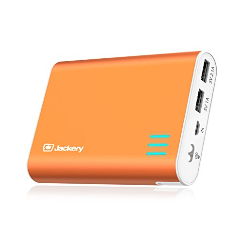 Jackery Giant+ Premium 12000mAh Dual USB Portable Battery...
