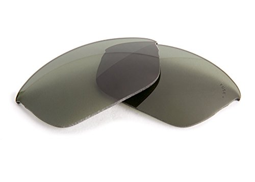 FUSE+ G15 Polarized Replacement Lenses for Oakley Flak 2.0 (Asian Fit) - Fit Flak Lenses 2.0 Asian Oakley