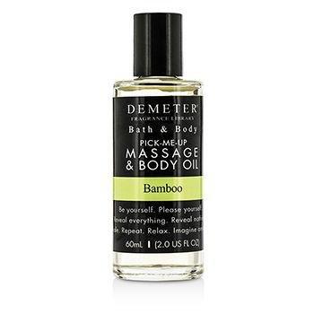 7b8ceb9b5dcca Amazon.com : Demeter Bamboo Massage & Body Oil 60ml/2oz : Beauty