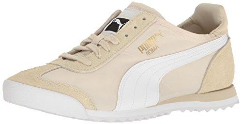 Puma Roma Och Nylon Mode Sneaker Havregryn