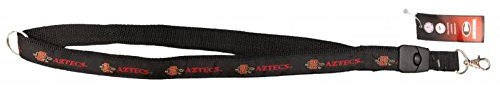 NCAA New! San Diego State Aztecs Official Keychain ID Holder Lanyard