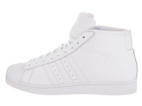 Chaussures Model Homme Adidas Montantes Pro Und Rot Wei Schwarz THwqna