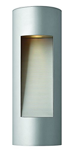 Hinkley Lighting 1660TT-LED Luna Outdoor Wall Light (Luna Outdoor)