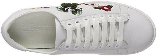 Bianco Vella Sixty Femme Miss Shoes 673qj801000e Basses p8awqq4U