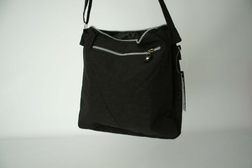 Street negro Negro OTJ207S bandolera Bolso Bag Z4qRfxdwf
