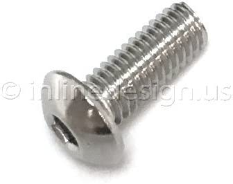 A4 Grade Stainless Steel Dome Nuts AISI316-A4 Marine Grade FREE P+P 4 x M8 8mm