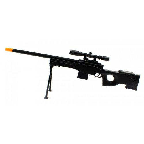 Velocity Airsoft Quality POWERFUL L96 Airsoft Sniper, used for sale  Delivered anywhere in USA
