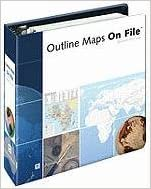 Outline Maps on File (Facts on File)