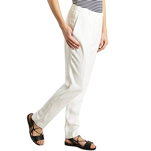 Cigarette Pants Summer Collection Women Off White by Cacharel (Image #4)