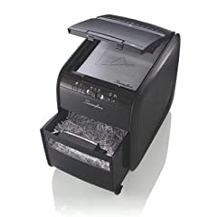 Stack-and-Shred 80X Hands Free Shredder