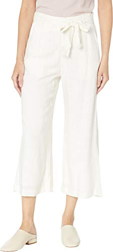 LSpace Women's Smith Pants, Cream, Off White, White, Medium