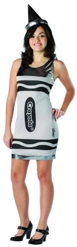 Rasta Imposta Crayola Tank Dress, Silver, Teen 13-16