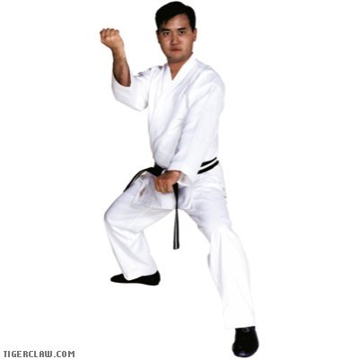 Traditional Essential Martial Arts Uniform Size 1 (Weight 43kg/Height 4'22.9cm ) B0096QCHR8