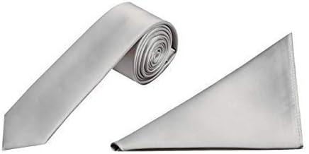 Trimming Shop - Juego de pañuelo y corbata para el cuello para uso ...