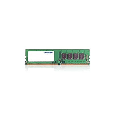 Patriot Memory Signature Line DDR4 4GB (1x4GB) UDIMM Frequency: 2400MHz (PC4-19200) 1.2 Volt - PSD44G240082