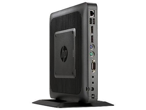 HP T620 HP Thin Pro Flexible Client G6F23AA#ABA, AMD GX-217GA 1.65 GHZ Dual Core, 8GB SSD, 4GB DDR3L, HD 8280E. Gigabit Ethernet by Hewlett-Packard (Image #4)
