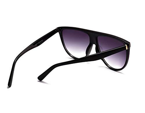 Black libre FlowerKui hombres al aire de Gafas de protectoras conducir mujeres para Gafas UV400 las los sol de 88Txfr