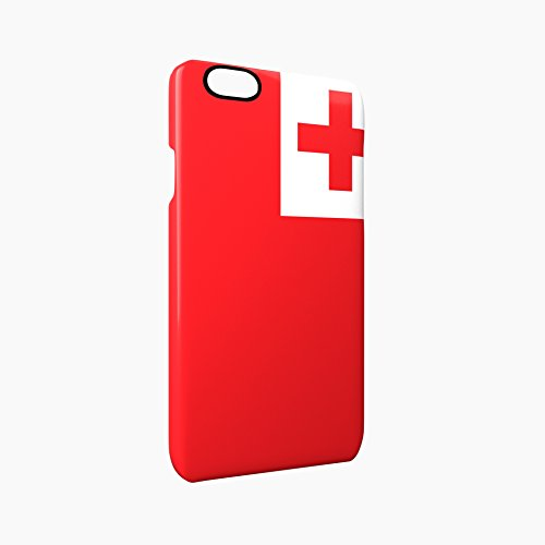 Flag of Tonga Glossy Hard Snap-On Protective iPhone 6 / 6S Case Cover