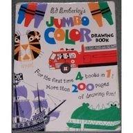 Ed Emberley's Jumbo Color Drawing Book - Book  of the Ed Emberley Drawing Books