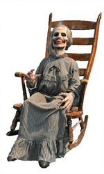 Distortions Unlimited Animated Mother Halloween Prop ()