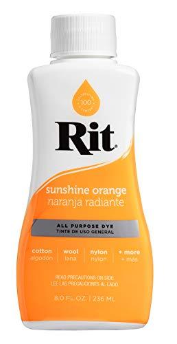 Orange Dye - All-Purpose Liquid Dye