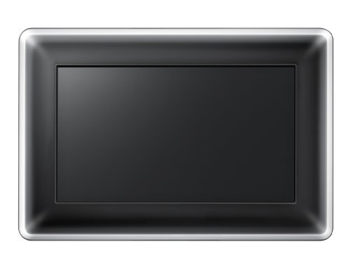 UPC 729507808505, Samsung SPF-107H 10-Inch Touch of Color Digital Photo Frame with 1 GB Built-In Memory