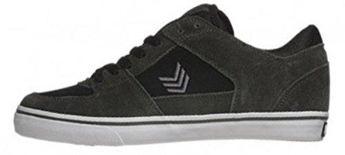 Vox Skateboard Shoes Trooper Black/Army/White