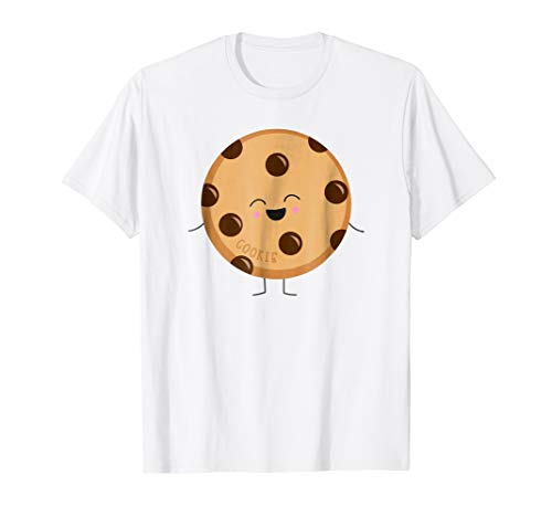 Cookie T-Shirt Funny Costume For Couples
